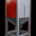 rezervoar za peleti od 1ton
